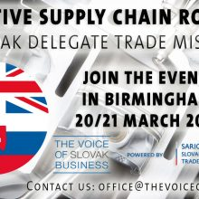 Automotive Supply Chain Roadshow – UK | Join as a delegate
