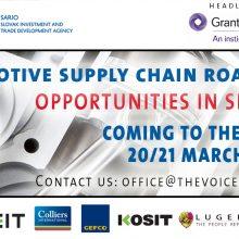Automotive Supply Chain Roadshow – UK